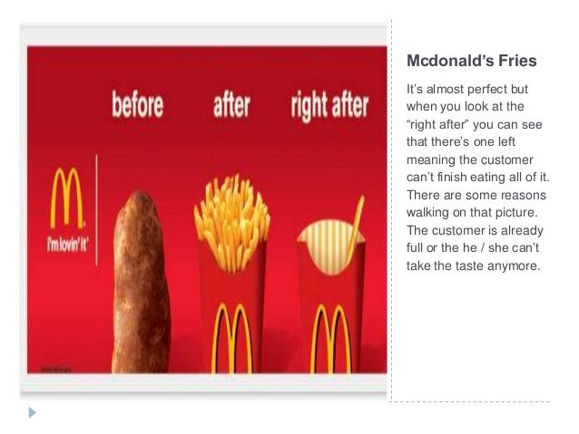 Good and bad ads according to the mirror's perspective