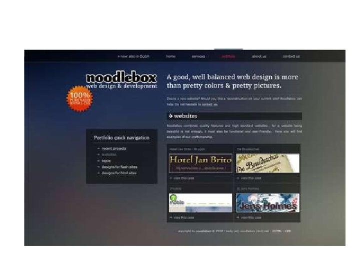 Http Www Myinkblog Com  Principles Of Good Design For Websites
