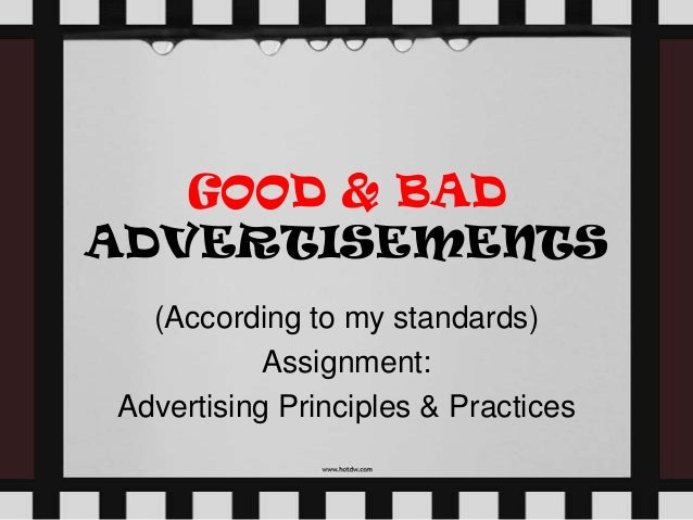 essay on advertising good or bad advertising good or bad essay an example of a personal essay essay why facebook ads are