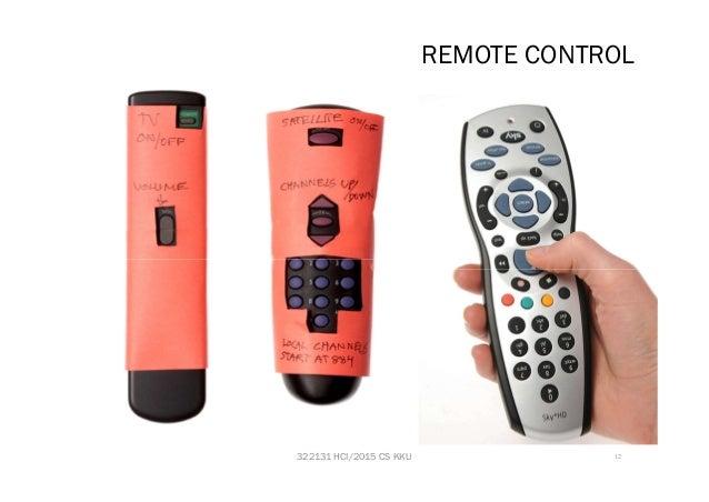 Wunderbar REMOTE CONTROL 322131 HCI/2015 CS KKU 12 ...
