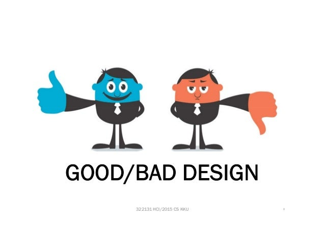 good bad design - Bad Design 2015