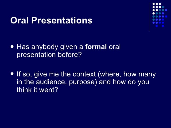 Effective and ineffective presentation techniques Slide 2