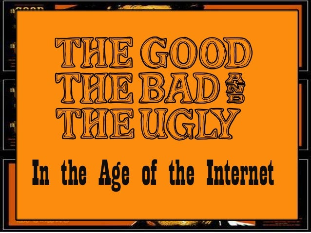In the Age of the Internet