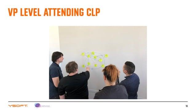 16 VP LEVEL ATTENDING CLP