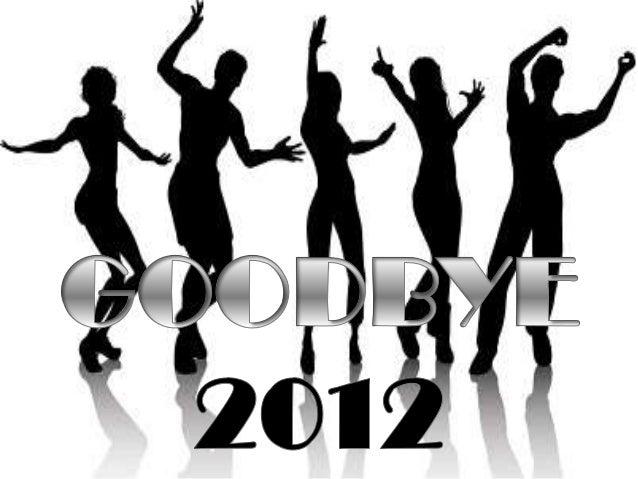 Goodbye 2012. video avi