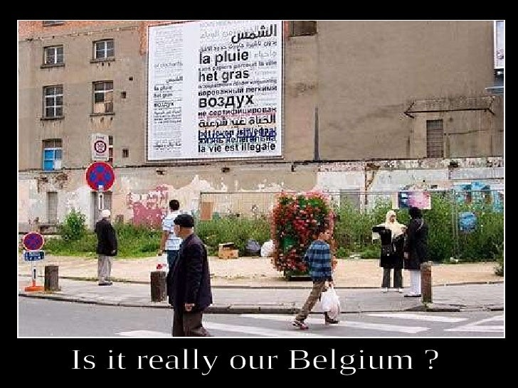 Is it really our Belgium ?