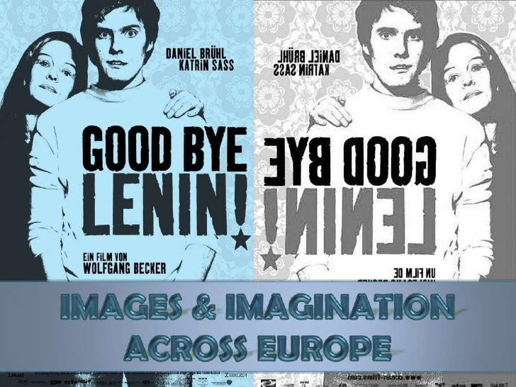 IMAGES & IMAGINATION<br />ACROSS EUROPE<br />