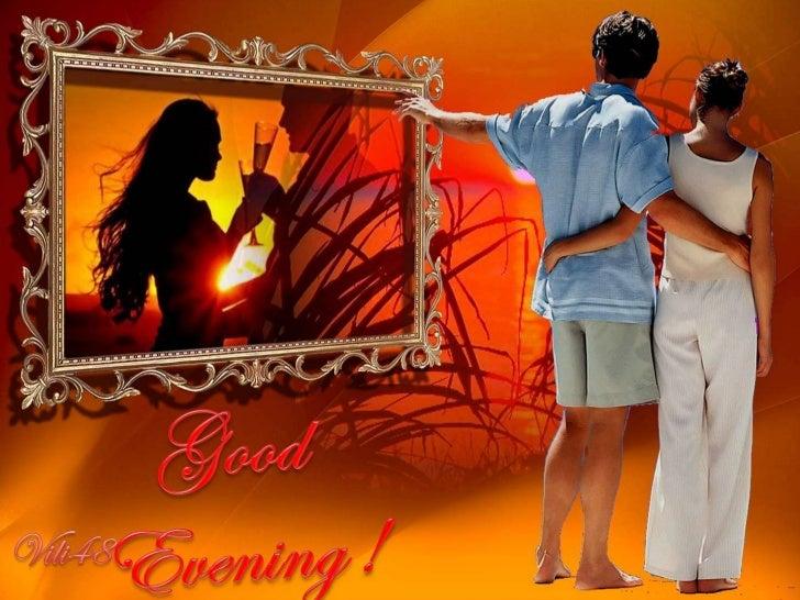 Good evening!
