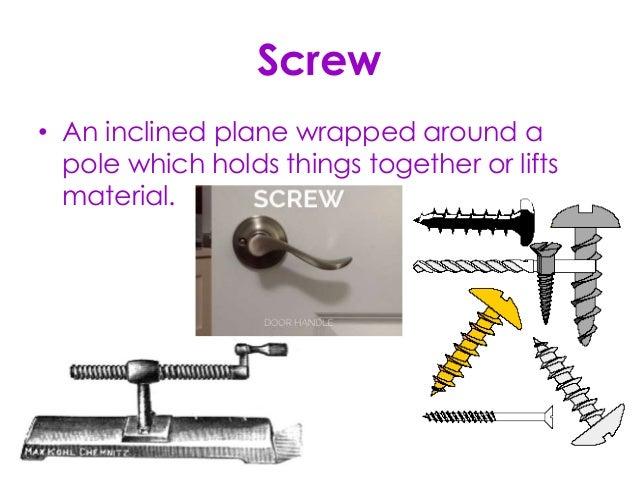Good Example Simple Machines
