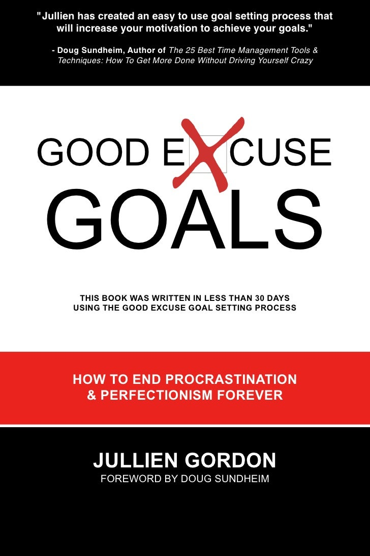 """Jullien has created an easy to use goal setting process that     will increase your motivation to achieve your goals.""   ..."