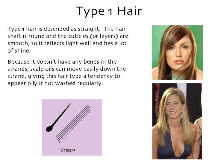 Type 1 Hair Type 1