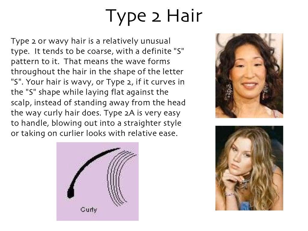 Type 2 Hair Type 2