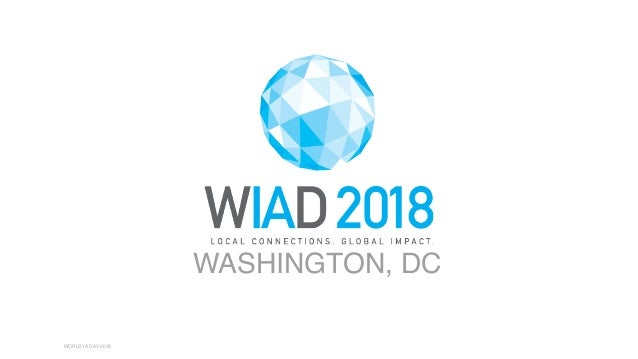 WORLD IA DAY 2018 WASHINGTON, DC