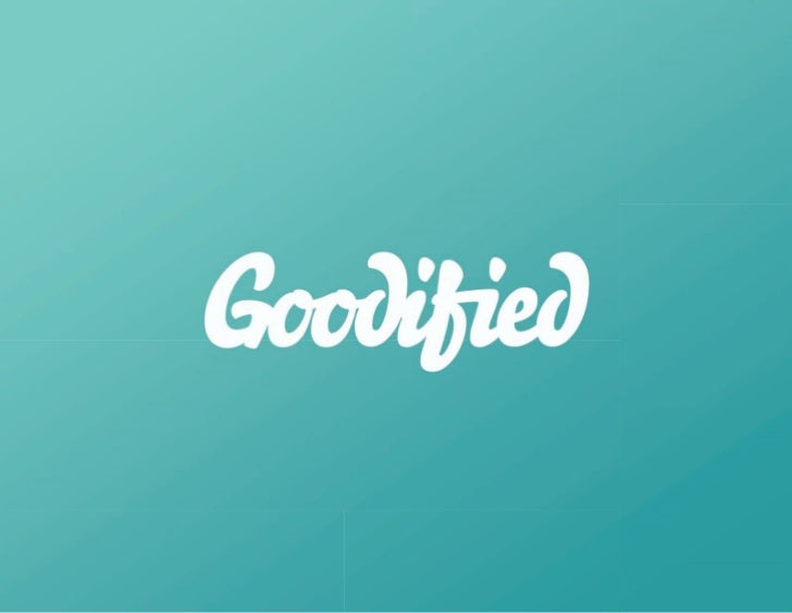 """Direct Partners Presentsthe Goodified eBook""""Progressive ideas for doing good.""""What is Goodified?Goodified is our take on C..."""