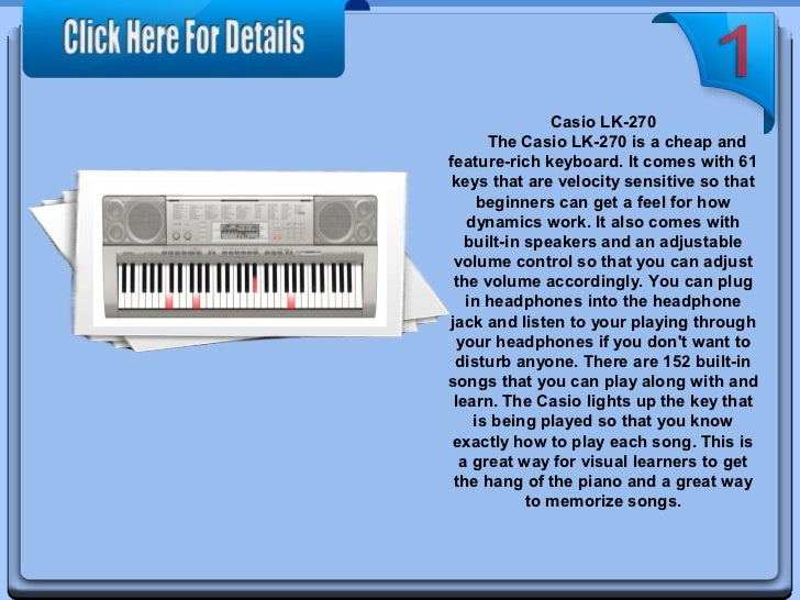 Whats a good keyboard/digital piano to learn on? | Yahoo ...