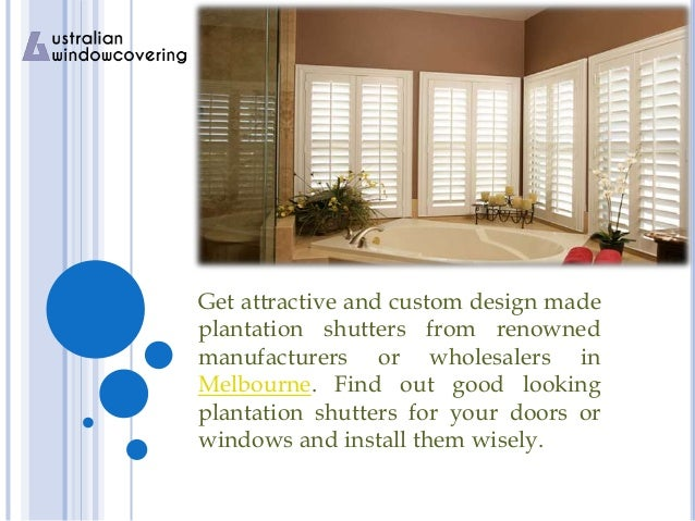 Good looking blinds and shutters in melbourne Slide 2