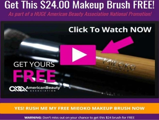 Good makeup brush brands - 웹