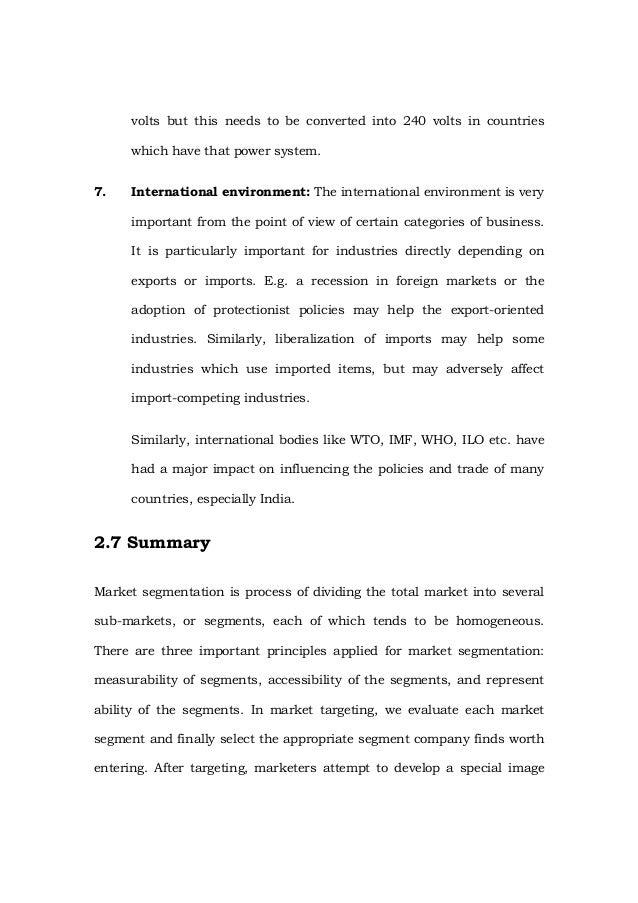 macro environmental factors to be considered before entering a market Internal and external business environment - free download as word doc (doc), pdf file (pdf), text file making joint ventures , other alliances, expansions and acquisitions , entering sale and purchase contracts some of the macro environment factors are discussed below.