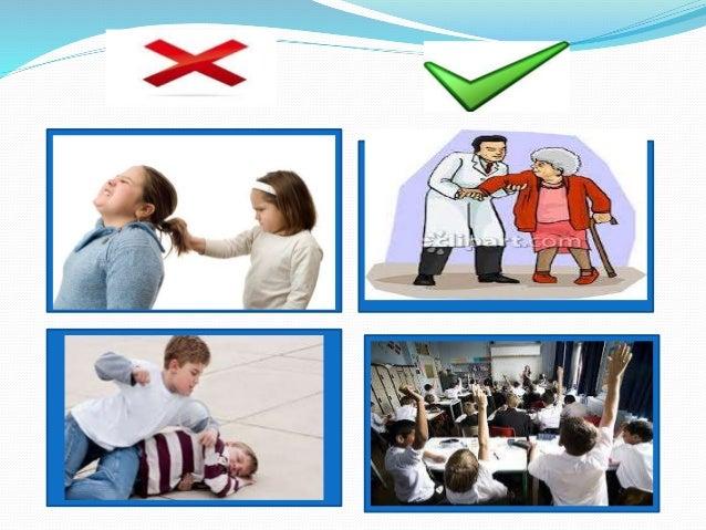 Activity on Good or Bad Habits