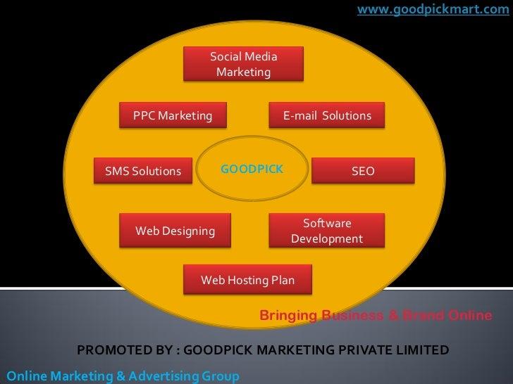 www.goodpickmart.com                                Social Media                                 Marketing                ...