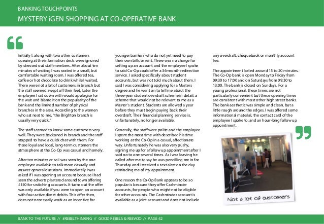 04. PAIN POINTS Why banks are driving the iGEN mad