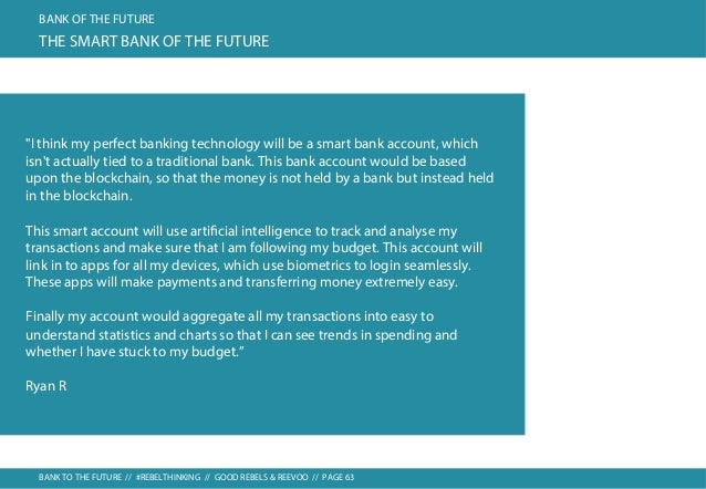 Bank to the Future