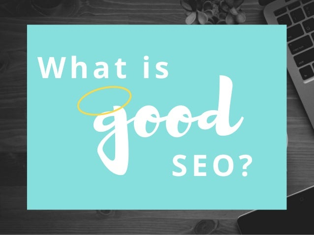 What is goodSEO?