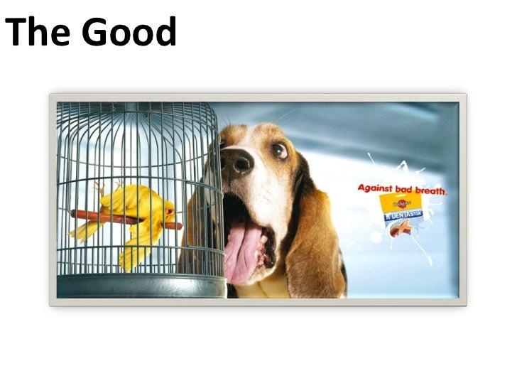 Good vs. bad Ads