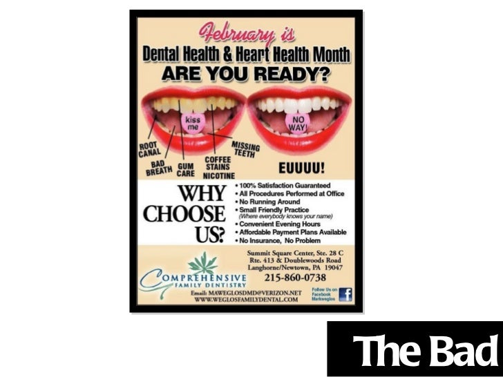 the good and bad side of advertisements Advertising - good or bad essays: over 180,000 advertising - good or bad essays,  advertisements are methods used to  on the side of a bus, in the tv.