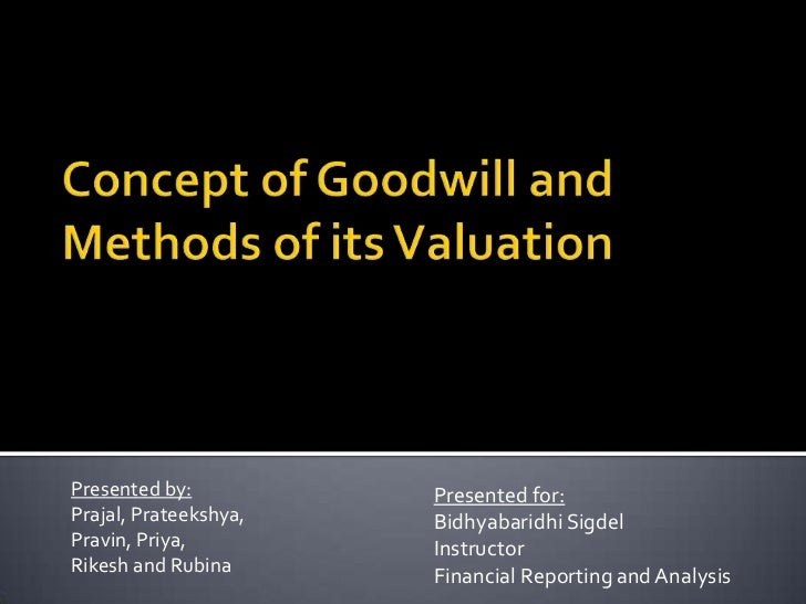 What is Negative goodwill and its accounting treatment?