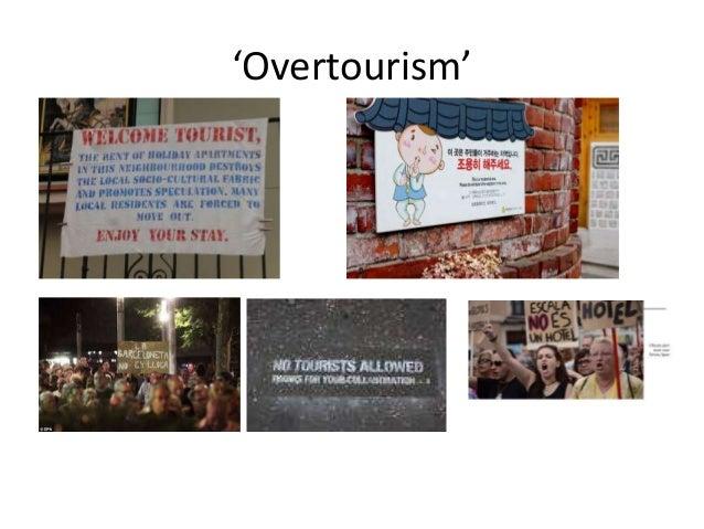 'Overtourism'