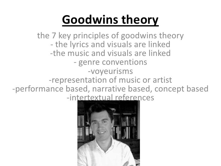 Goodwins theory       the 7 key principles of goodwins theory           - the lyrics and visuals are linked          -the ...