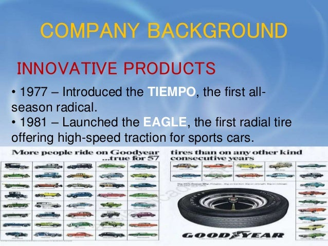goodyear the aquatred launch case study