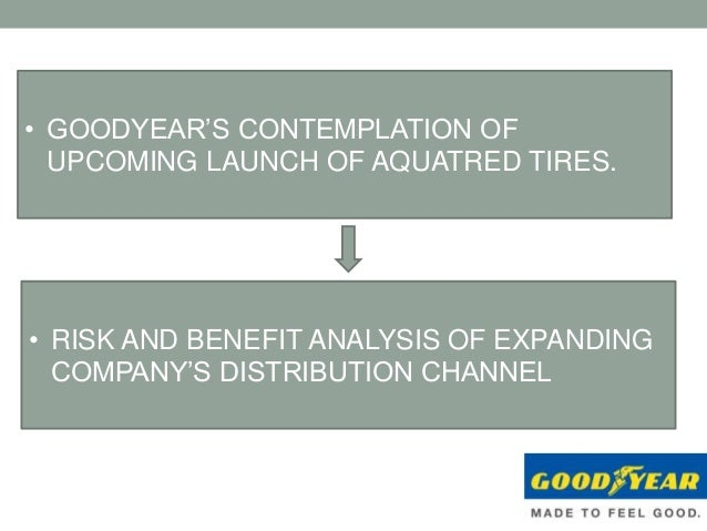 goodyear tires case study Goodyear aquatred case study this means, we are going to price the quality average selling price for goodyear tires by independent sellers are $75 per tire.