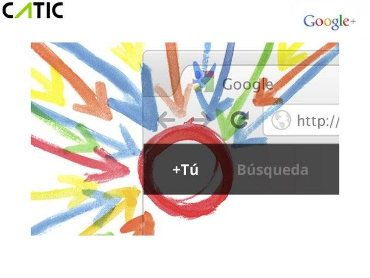 Què és Google+?  El nom prové dun conceptesimple: afegir, SUMAR, AGREGARDaixò es tracta, de INTEGRARserveis en un món SO...