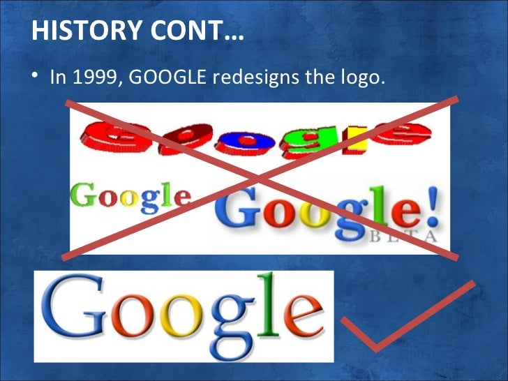 a history of google inc The history of high tech is chockablock with examples of free software apps that utterly destroyed their paid counterparts users used to pay for web browsers, for instance same thing with.