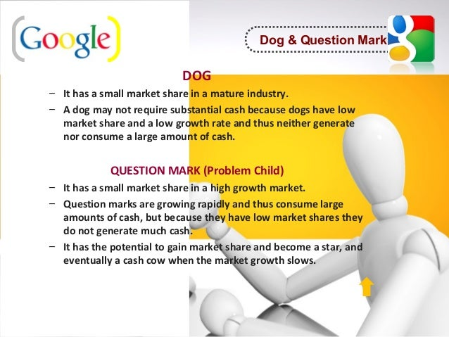 bcg matrix google Bcg matrix in the marketing strategy of google – google has various products & services that are shaping the way people use to communicate worldwide.