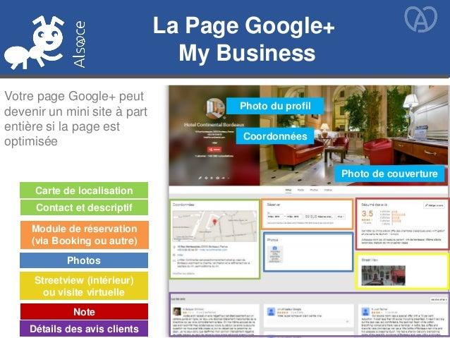 Augmenter ma visibilité avec Google+
