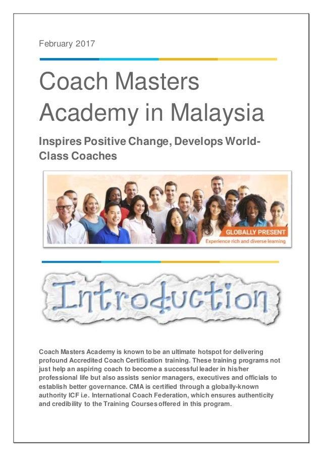 Leadership Coaching Training