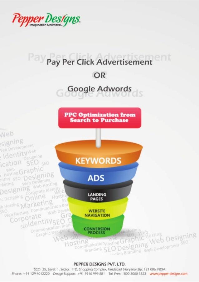 Google Adwords PPC Presentation - PepperDesigns