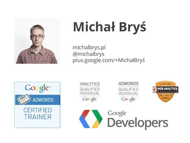 Google dla serwisów e-commerce. Porady Praktyczne. Slide 2