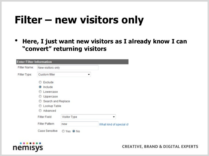 That's much easier with an example</li></ul>Top content & bounce rate<br />