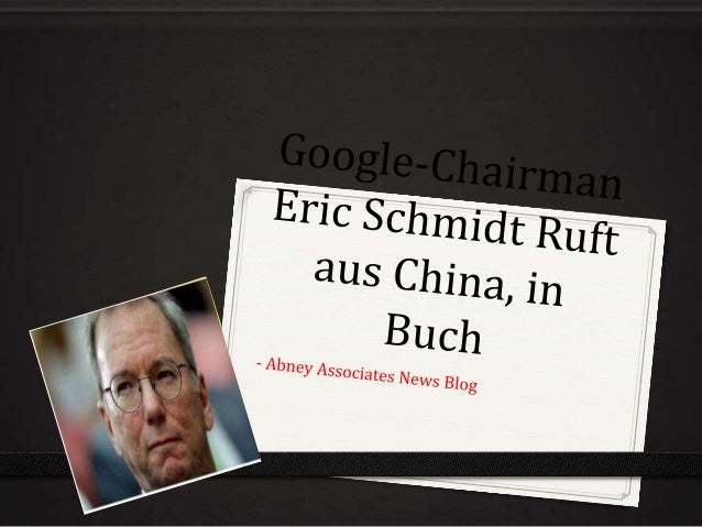 Google-Chairman Eric Schmidts Meinung, dass China die weltweit Nr.1 Hacker wird von vielen im Silicon Valley geteilt. Was ...