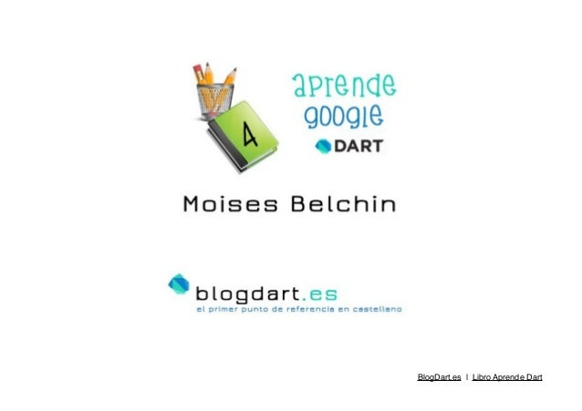 ! ! BlogDart.es | Libro Aprende Dart