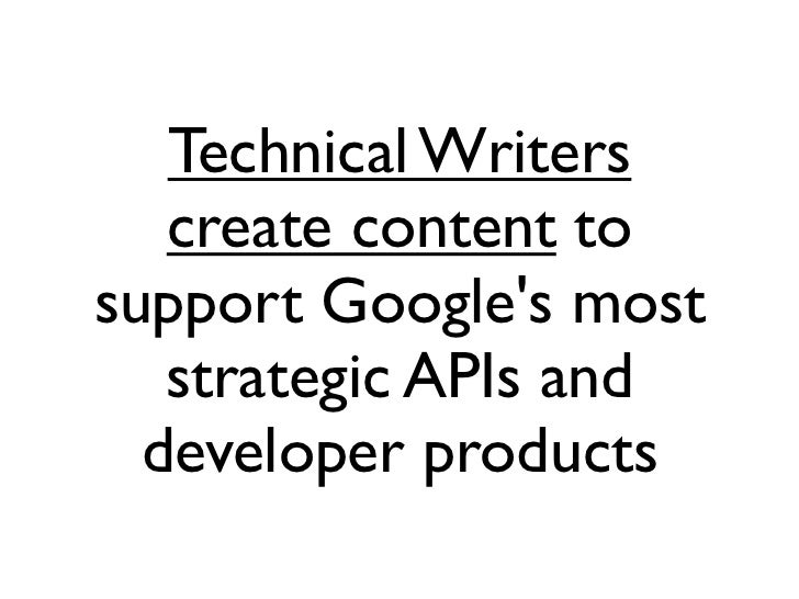 technical write up content Guide to technical report writing will affect the content and technical level and desktop publishing packages never make up for poor or inaccurate content.
