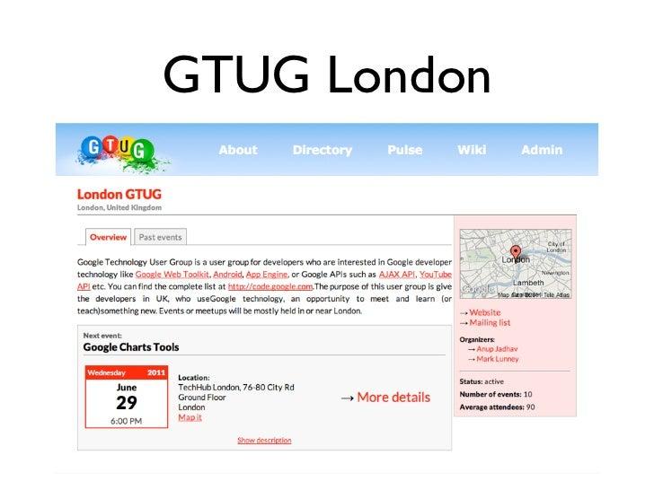 GTUG London