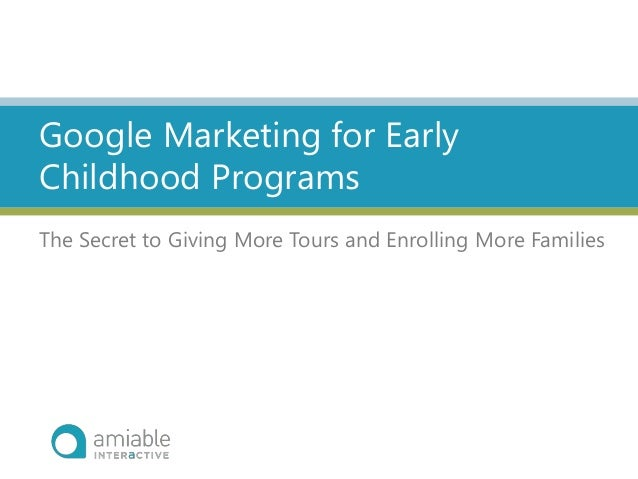 Amiable Interactive Search Engine Marketing, Pay-Per-Click Management © 2011 Amiable Interactive The Secret to Giving More...