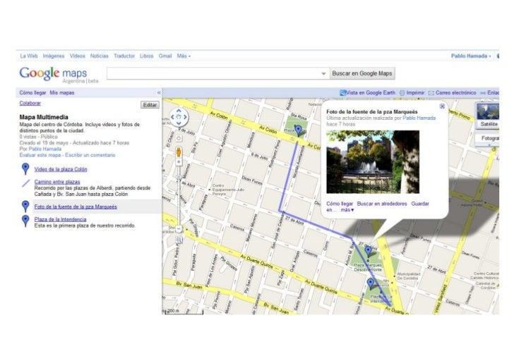 Cómo Hacer Un Mapa Interactivo Con Google Maps Y Publicarlo En Wordpr