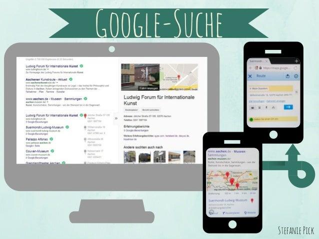 Google-Suche Stefanie Pick