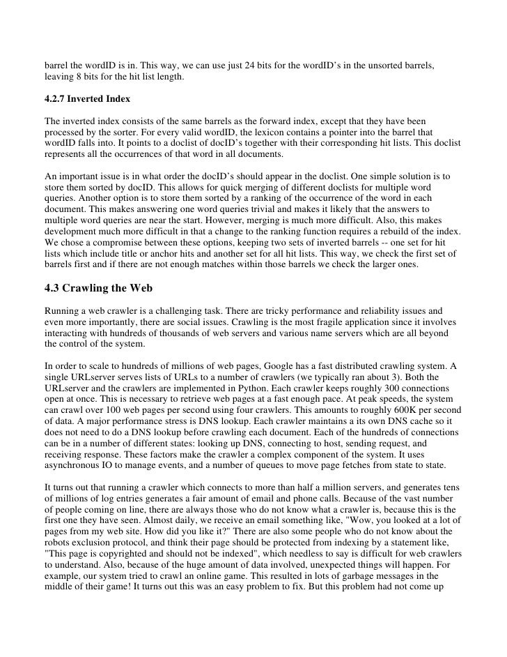 Google desktop research papers